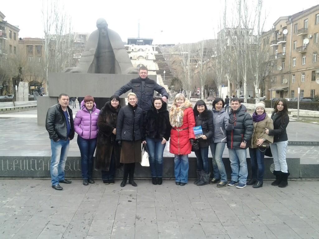 Квест в Ереване