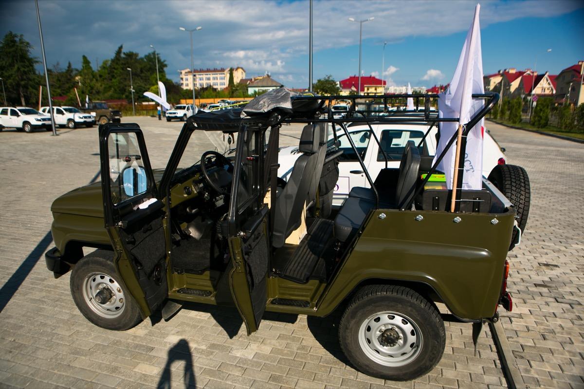 Автомобильный квест в Сочи